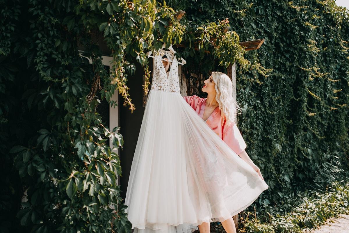 svadobné šaty Pronovias Bratislava