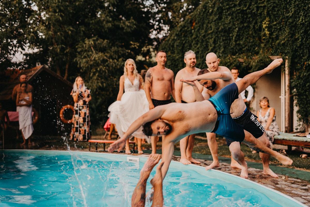 svadobná after párty