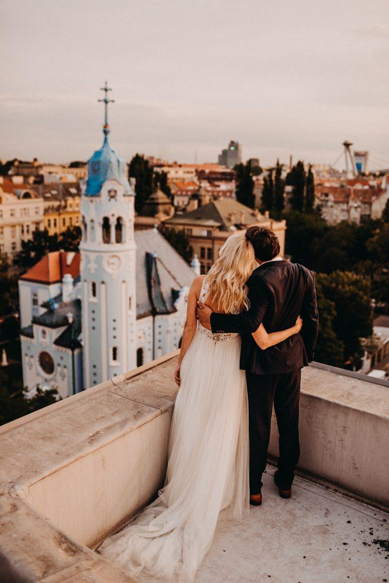 miesta pre svadobné fotenie v Bratislave
