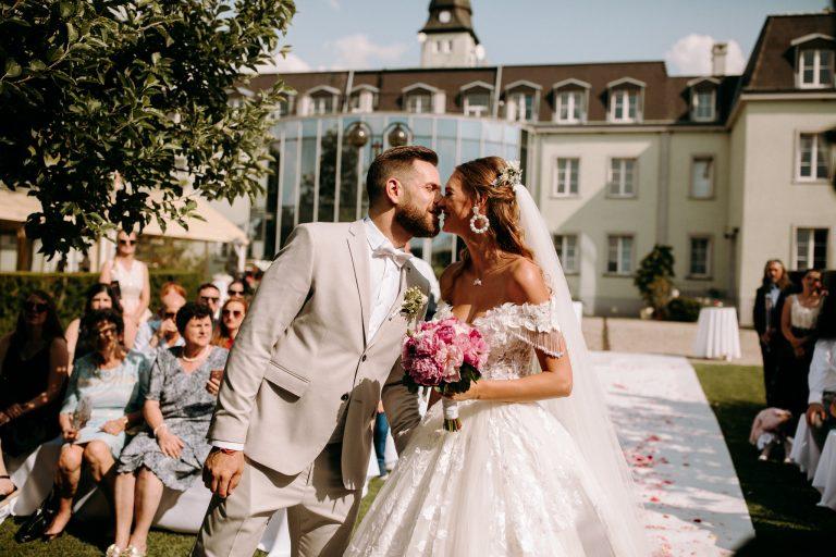 svadba v Hoteli Agátka Bratislava