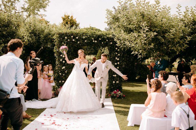 svadba Veronika Rajek