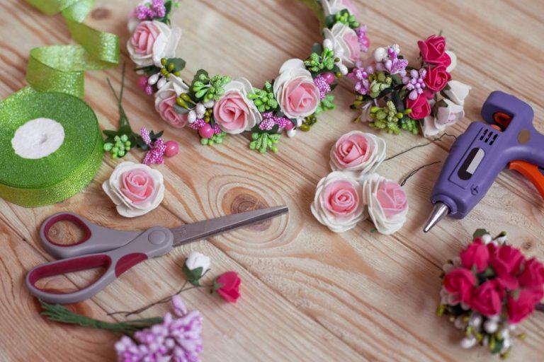 DIY svadobné dekorácie
