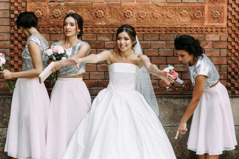 svadobná etiketa na svadbe