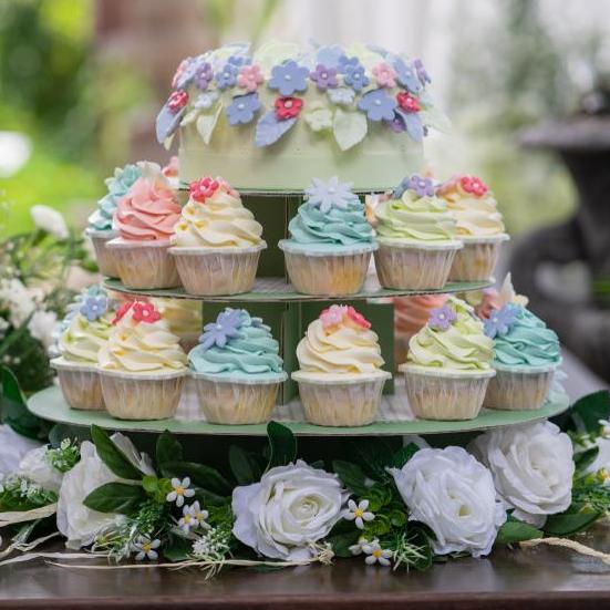 Mali ste na svadbe cupcake? - Svadobná torta a zákusky