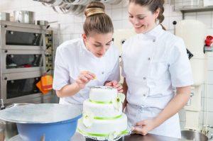Svadobné torty podľa ročných období