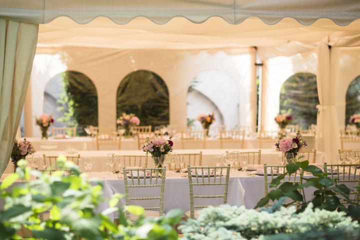 svadba v Castel Mierovo