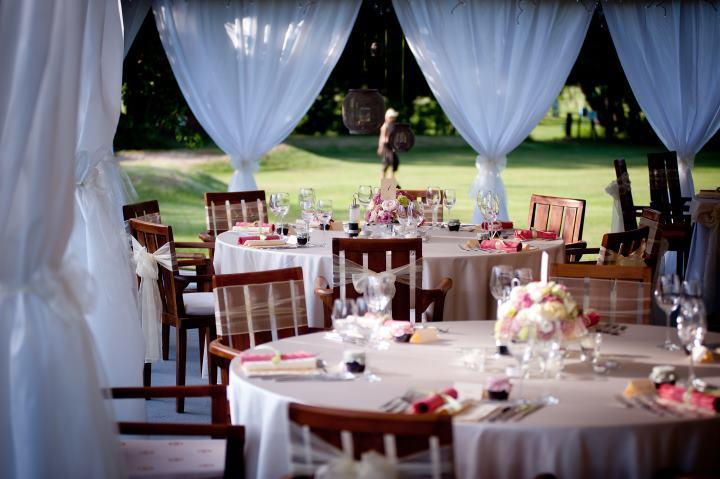 svadba v Hoteli Agátka