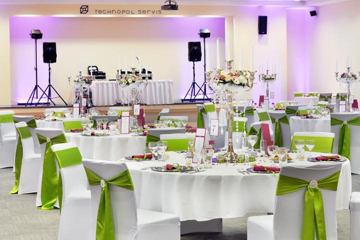 svadba v Gaudium centre oddychu