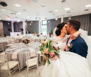 svadba na zámku Vígľaš