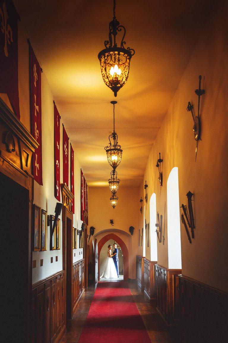 svadba a svadobné fotenie na zámku Vígľaš