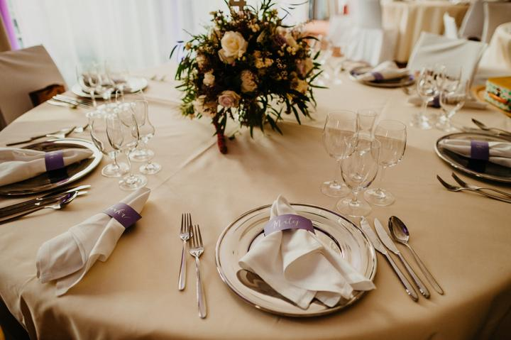 svadobná výzdoba v Grand Hoteli River Park