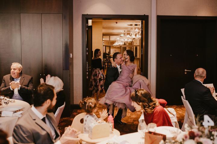 svadobná hostina v Grand Hoteli River Park
