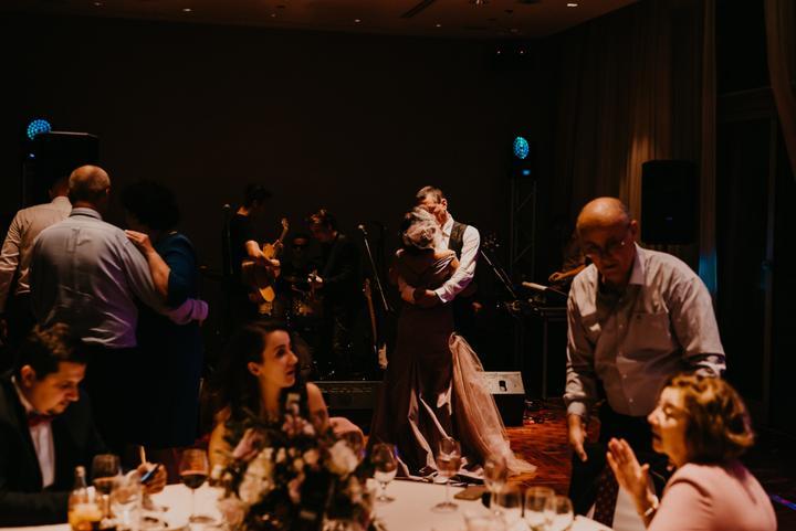 svadobná zábava v Grand Hoteli River Park