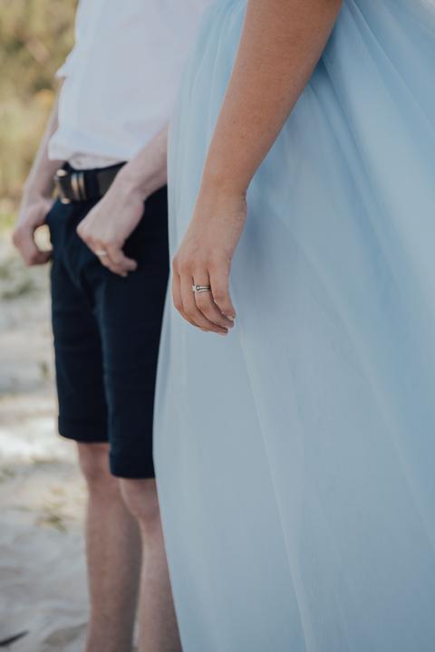 plážová svadba