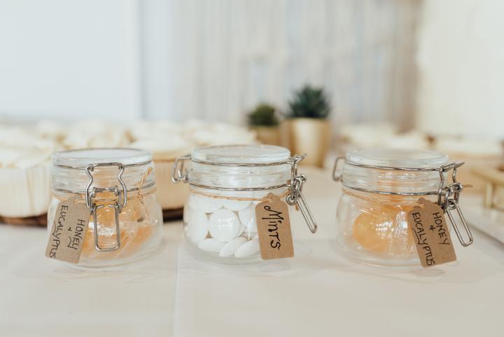 svadobné darčeky pre hostí