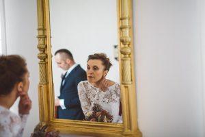 svadobné prípravy nevesty