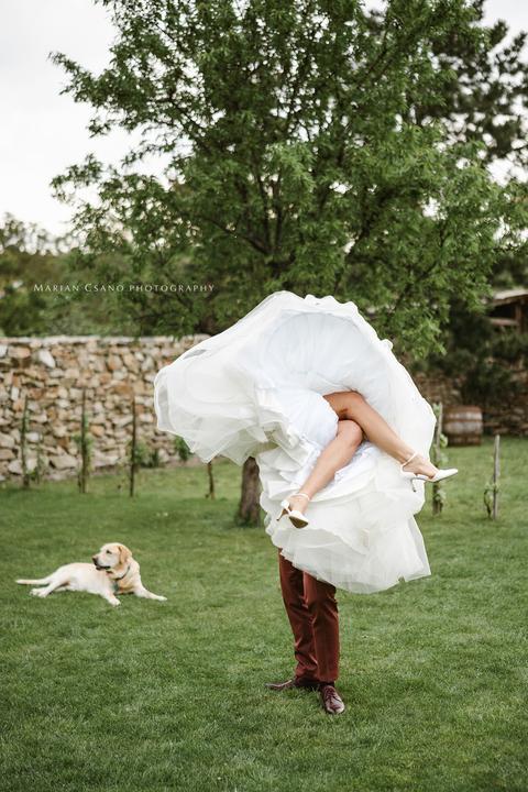svadobný fotograf, veselé svadobné fotenie