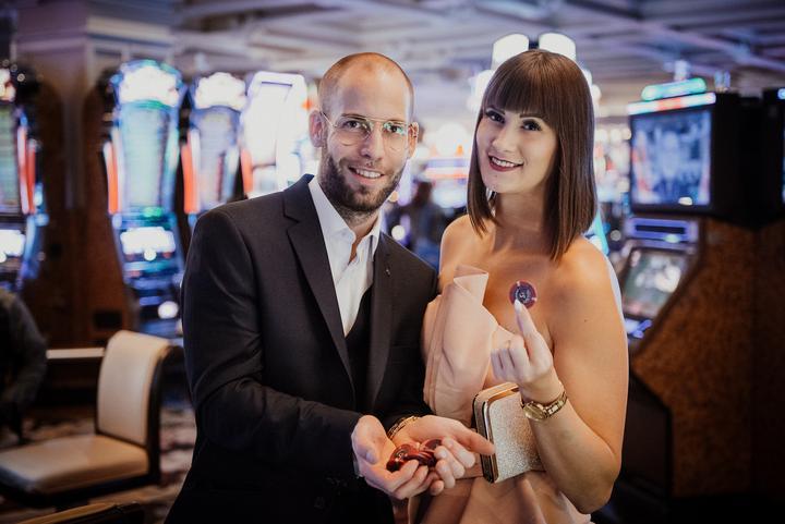 svadba v kasíne