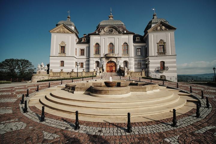 miesto na svadbu Galicia Nueva v Haliči