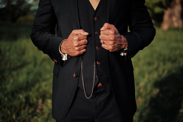 oblečenie pre ženícha