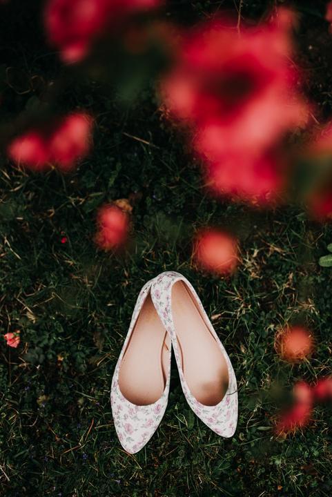 svadobné topánky pre nevestu