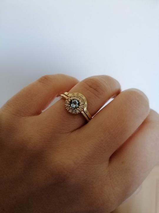 netradičný snubný prsteň