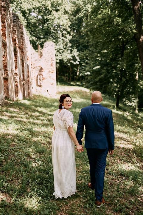 svadobné šaty pre tehulku