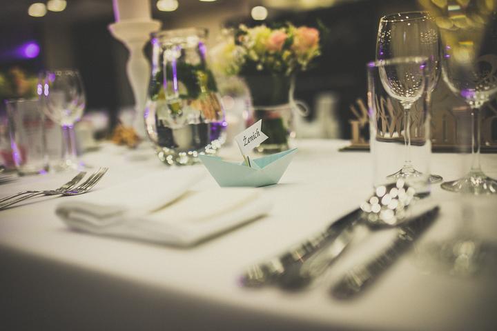 svadobná výzdoba v Hoteli Yasmin