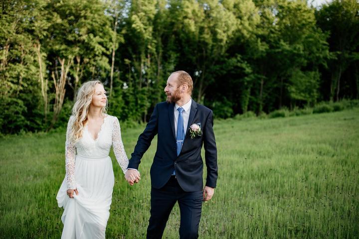 svadobné šaty v bohémskom štýle