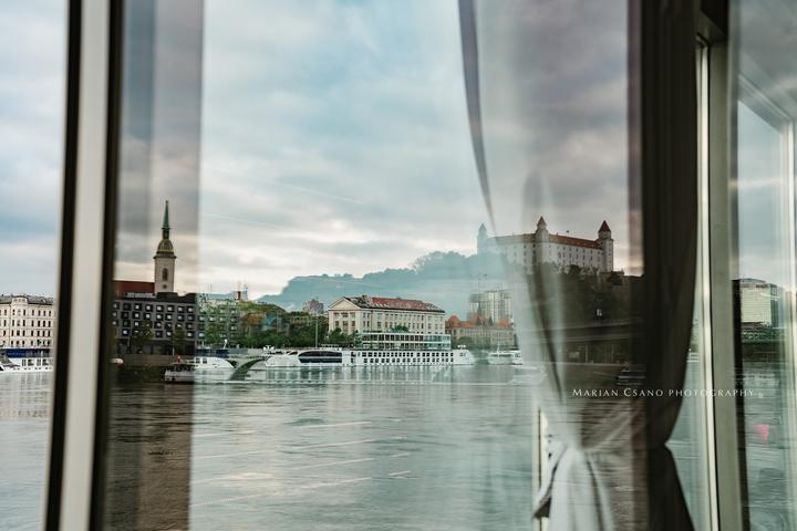svadobná hostina v Rivers Club Bratislava