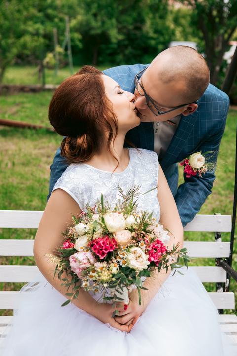 malá low cost svadba