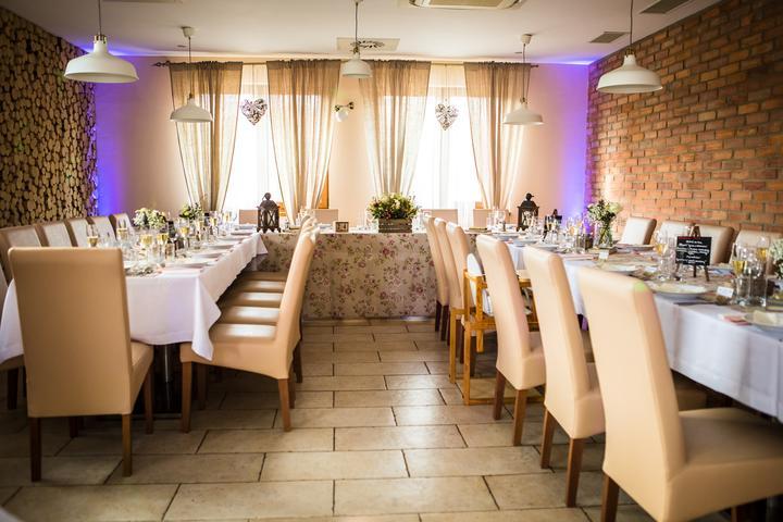 svadobná hostina v Babičkinom dvore vo Veľkom Krtíši