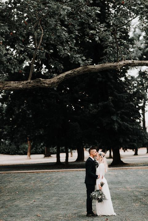 jemná a romantická svadba