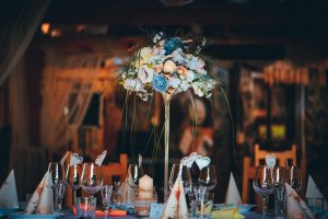 svadobná výzdoba v Penzióne Sasanka