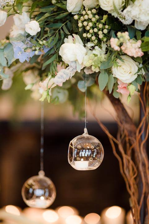 originálne svadobné dekorácie a nápady