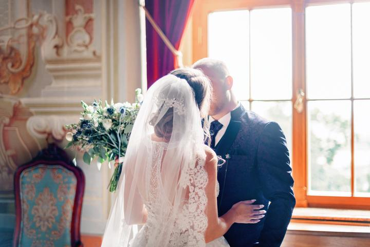stretnutie ženícha a nevesty