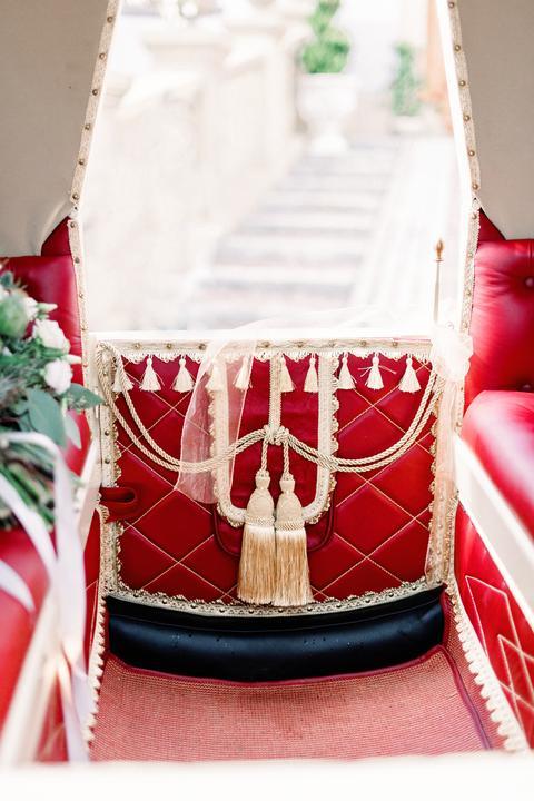 svadobný koč