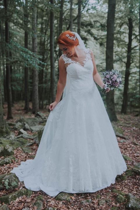 biele svadobné šaty 2019