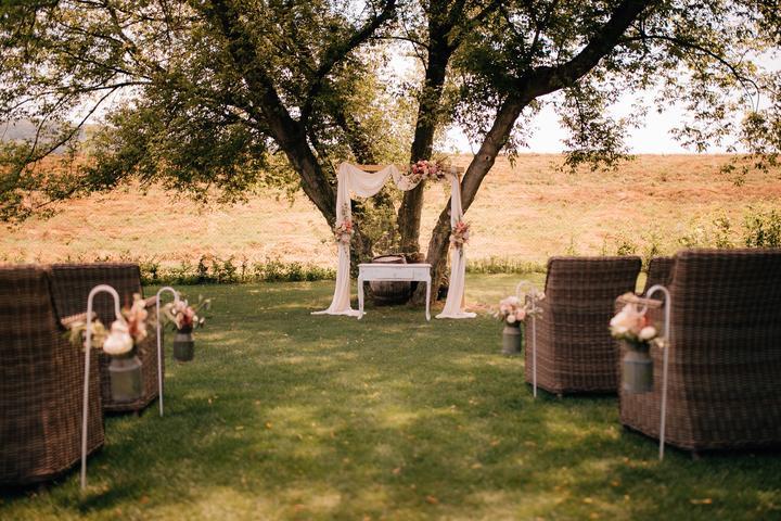svadobný altánok