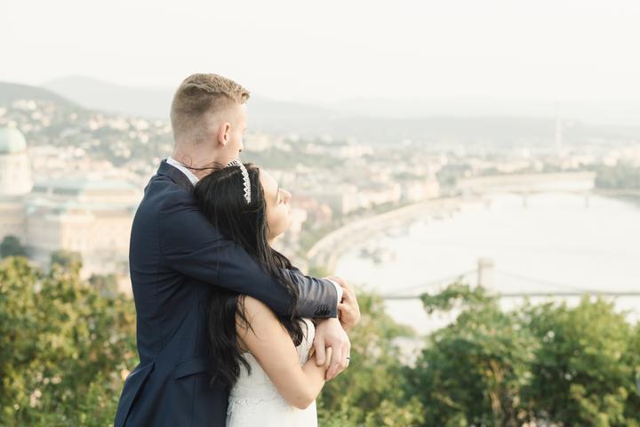 svadobné fotenie v Budapešti
