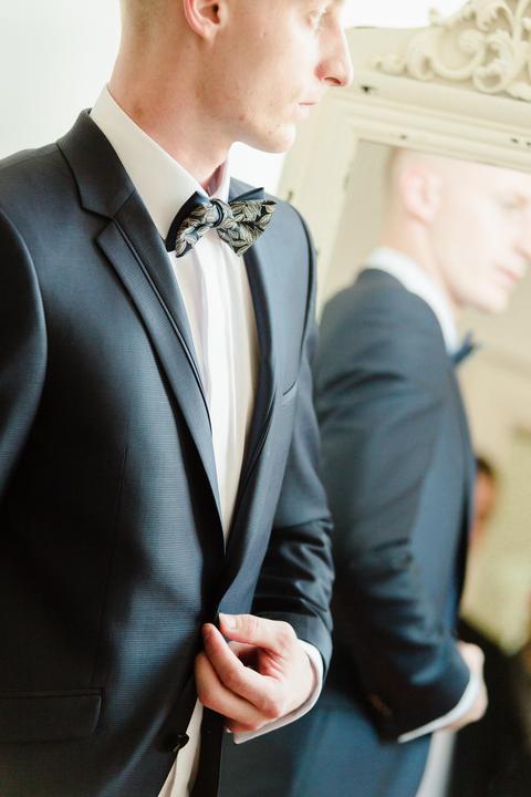 svadobný oblek pre ženícha