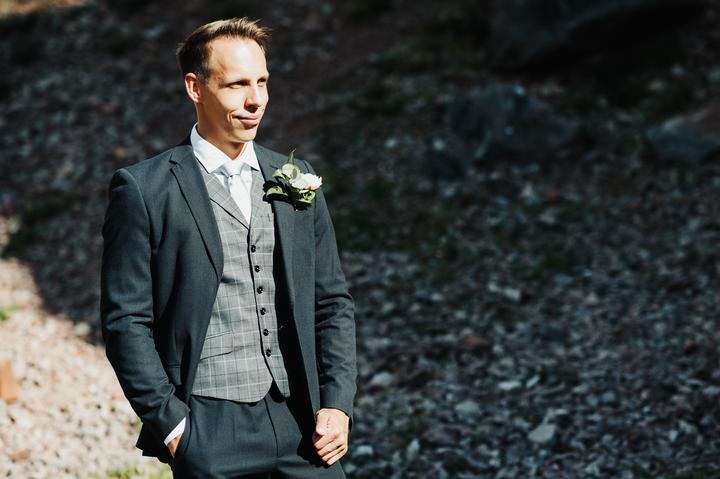 oblek pre ženícha