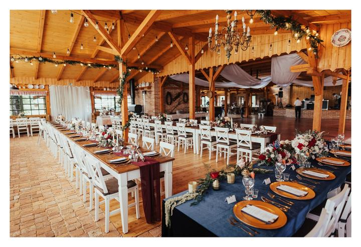 boho svadobná výzdoba v stodole Ľubianka