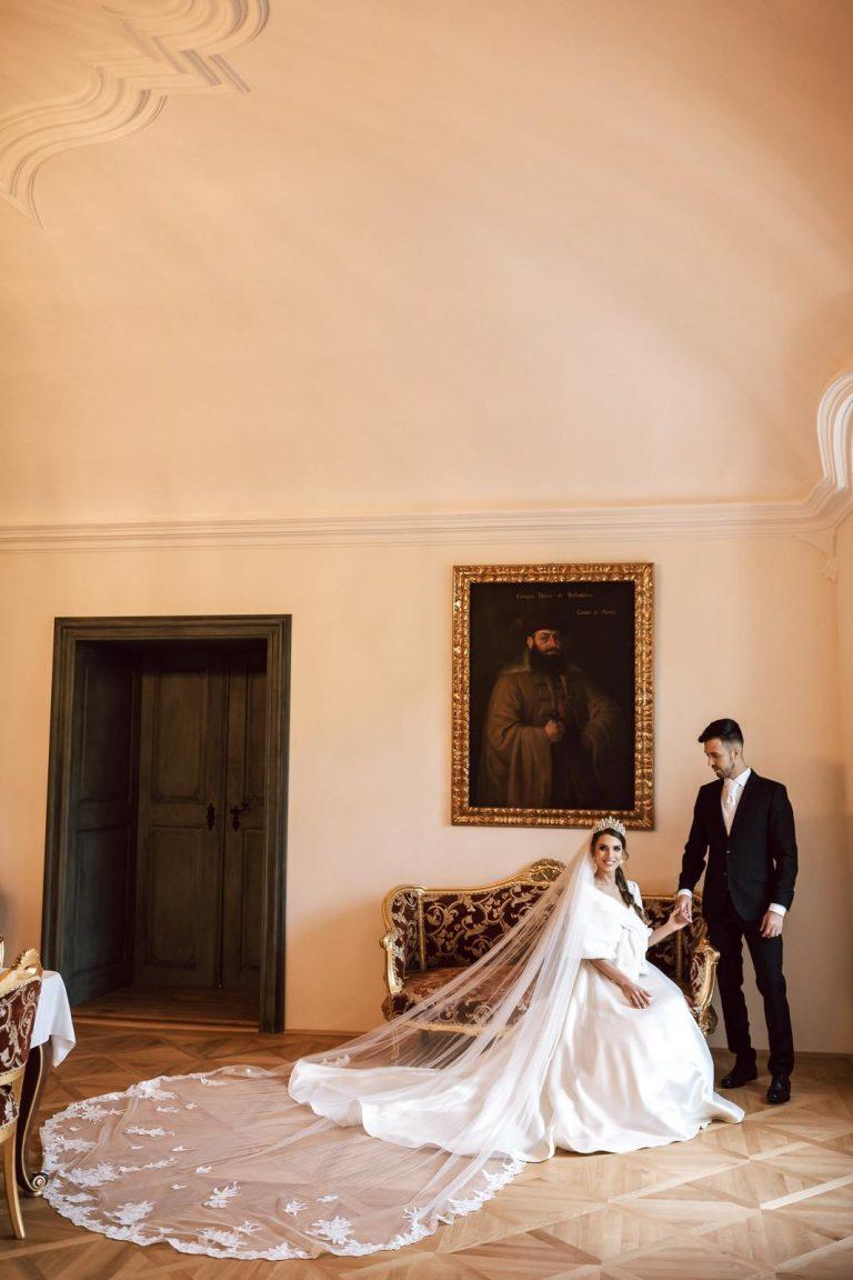svadobné fotenie na Oravskom hrade