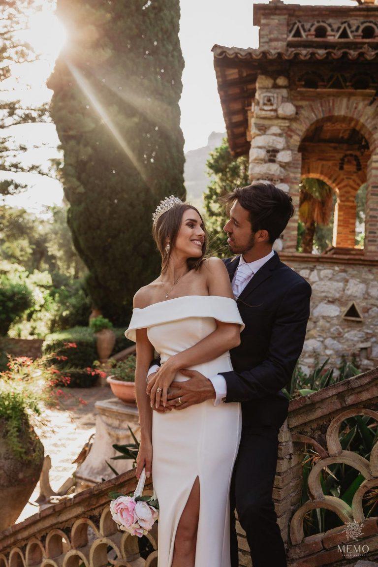 svadobné fotenie na Sicílii