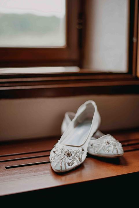 svadobné balerínky