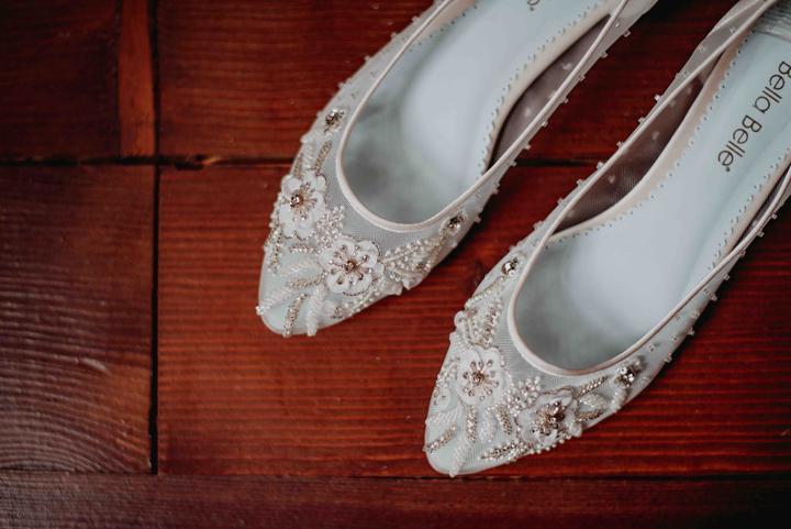 pohodlné svadobné topánky