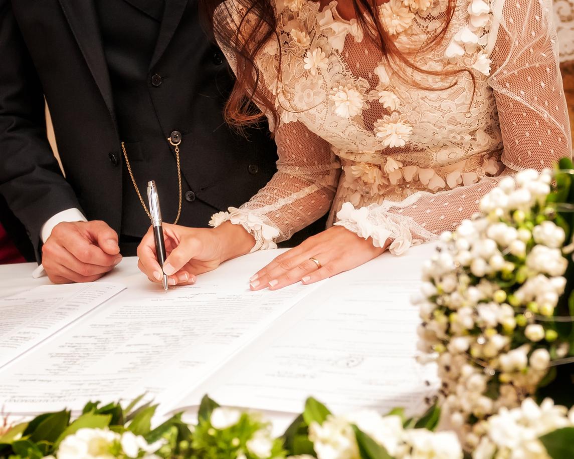 ako prebieha svadobný obrad