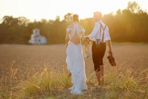 svadobné fotenie v lete
