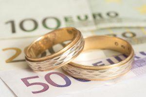 ako dodržať svadobný rozpočet